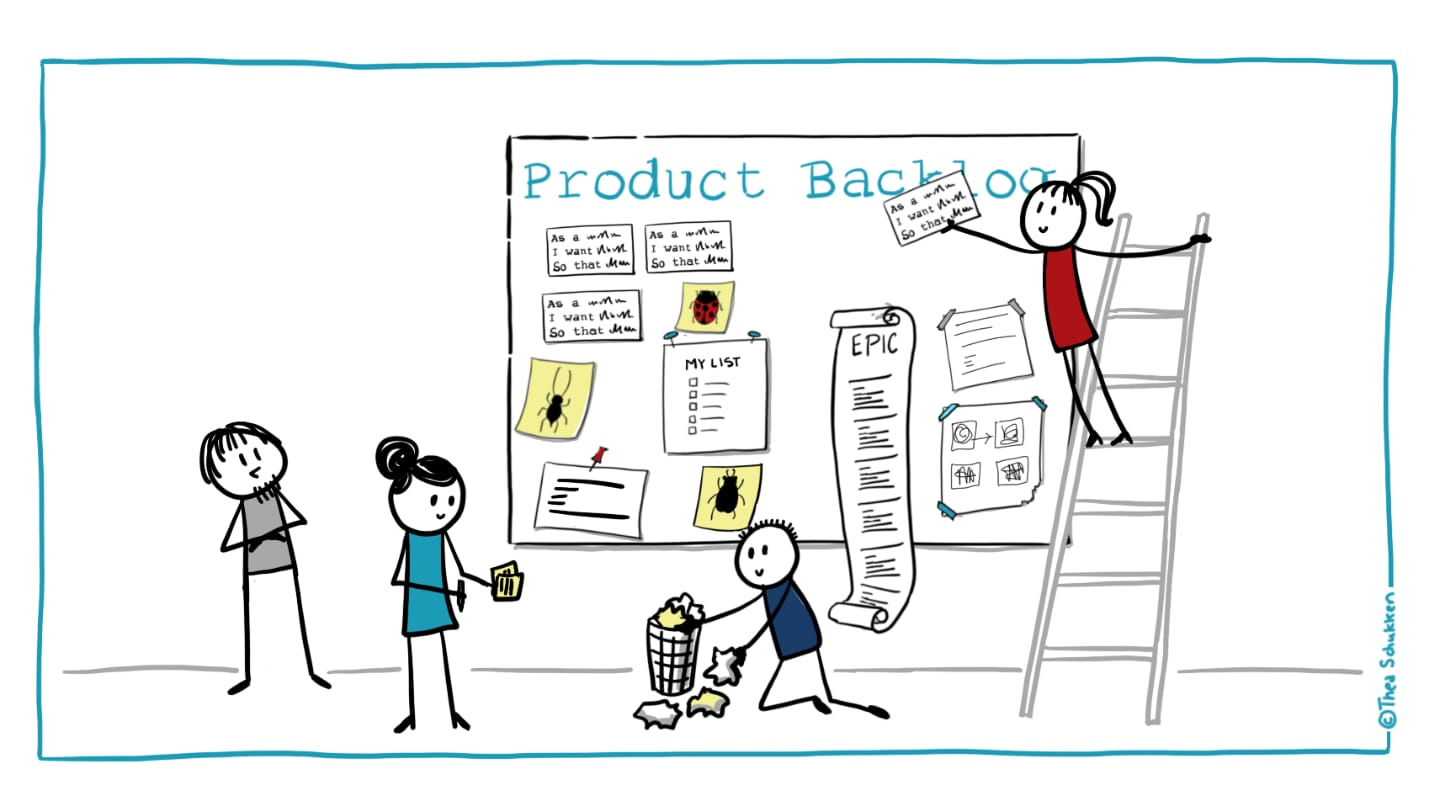 Myth: The Product Backlog is Maintained Exclusively by the Product Owner cover image