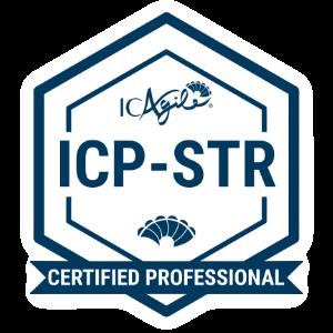 ICP-STR badge image