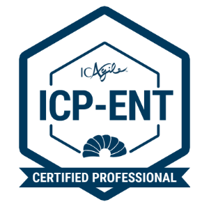ICP-ENT badge image