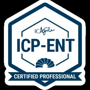 ICP-ENT badge image