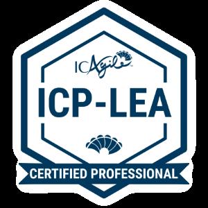 ICP-LEA badge image